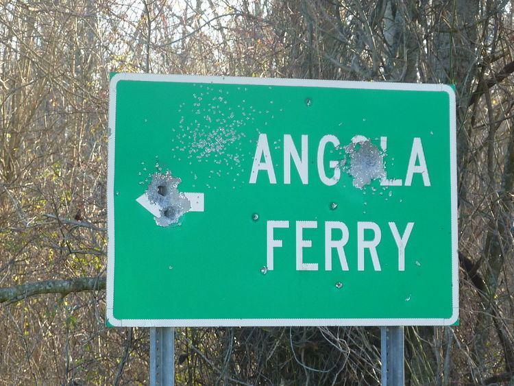 Angola Ferry