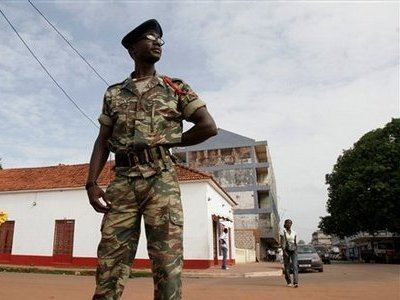 Angolan Armed Forces Guinea Bissau turns to Angola to help reform army defenceWeb
