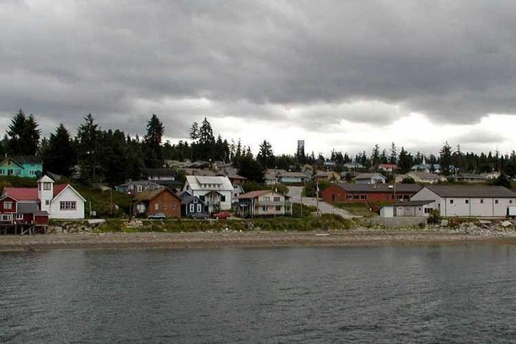 Angoon, Alaska wwwdotstateakusamhsimgcommangang01JPG
