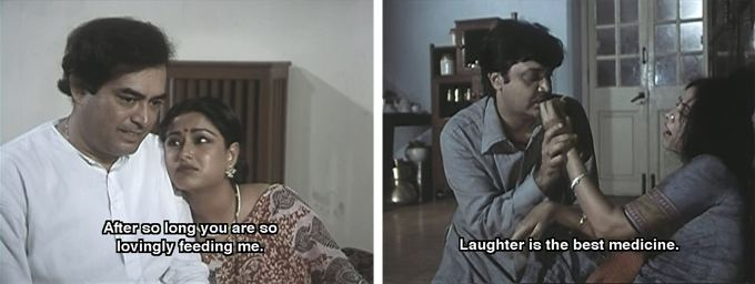 Angoor (1982 film) movie scenes Angoor 1982 Mrs Beige has been staying with me for a few days and bless her she always enjoys watching a Hindi movie Well not always