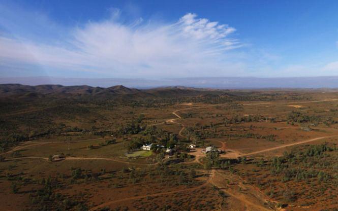 Angorichina Uncharted Outposts DestinationsAustralasiaAustraliaThe Outback