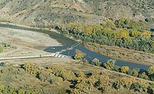 Angostura Diversion Dam httpsuploadwikimediaorgwikipediacommonsthu