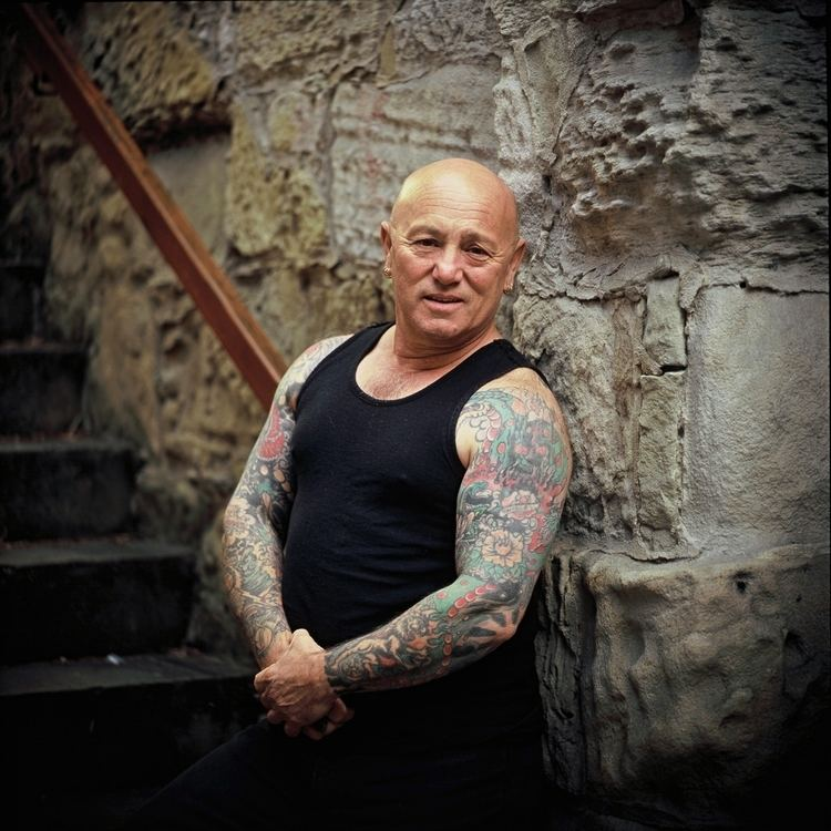 Angry Anderson ANGRY ANDERSON ROSE TATTOO LAFM