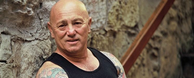 Angry Anderson BOOK Angry Anderson Australian Network Entertainment