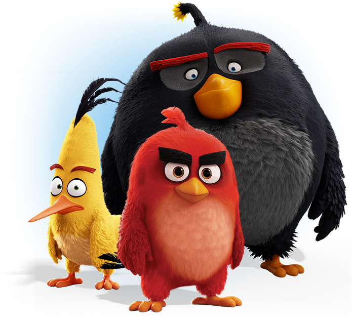Angry Birds Movie Angry Birds