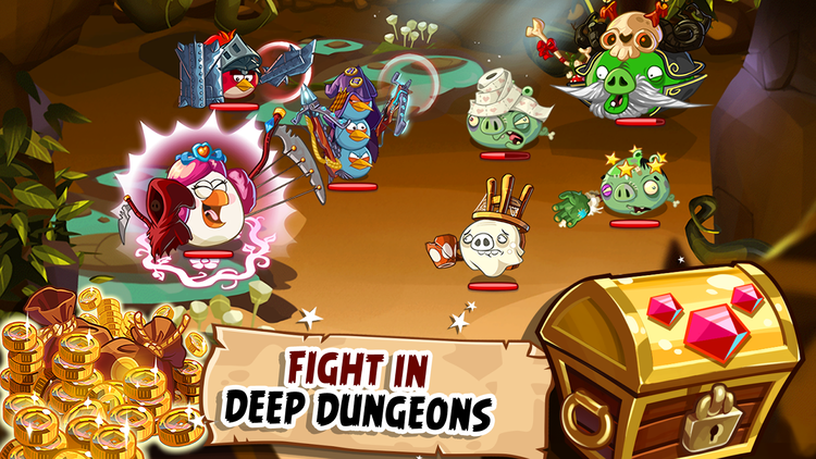 Angry Birds Epic Angry Birds Epic RPG Android Apps on Google Play