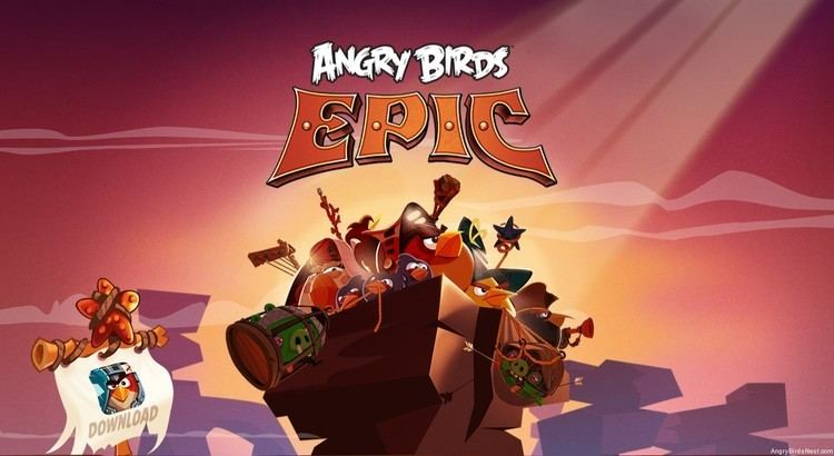 Angry Birds Epic We Have Our First Glimpse of Angry Birds EPIC Rovio39s Ambitious RPG