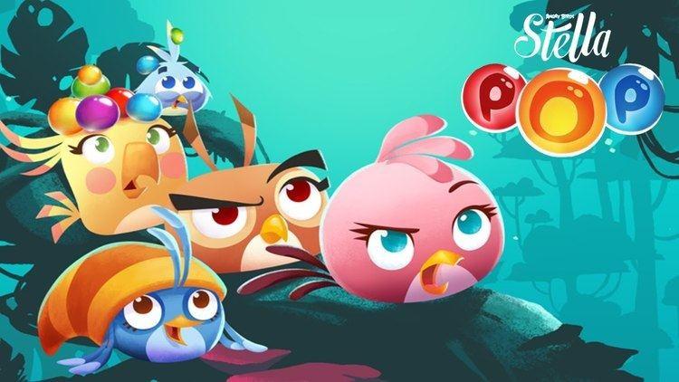 Angry Birds POP! Angry Birds Stella POP by Rovio Entertainment Ltd iOSAndroid
