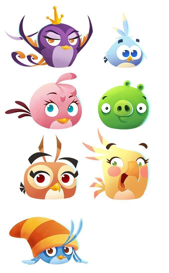 Angry Birds Stella 1000 ideas about Angry Birds Stella on Pinterest Game art Game