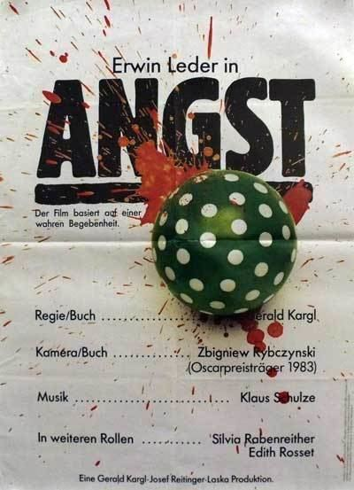 Angst (1983 film) ANGST 1983 di Gerald Kargl HorrorEstremo