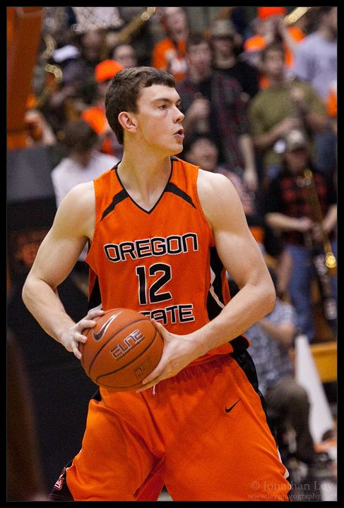 Angus Brandt Photography by Jonathan Ley Oregon State University