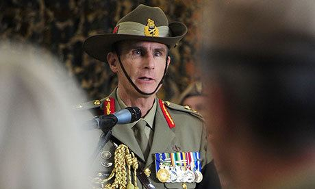 Angus Campbell (general) Army deputy chief Angus Campbell to lead Operation