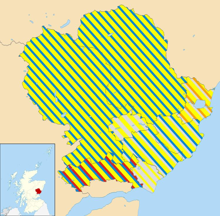 Angus Council election, 2012