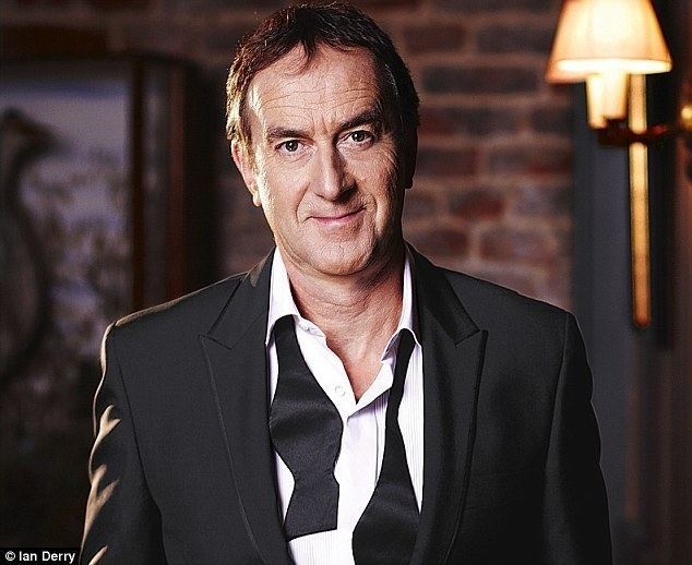Angus Deayton Ive got news for you After ten years Angus Deayton breaks his