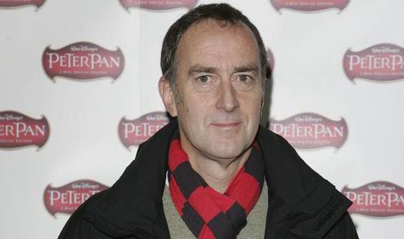 Angus Deayton Actor Angus Deayton on career his addiction to football and fouling