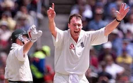 Angus Fraser (Cricketer)