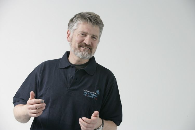 Angus Lamond Angus Lamond presents MCP Keynote Symposia Proteomics Lecture