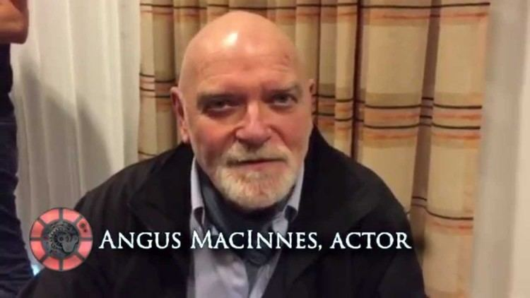 Angus MacInnes Angus MacInnes actor Star Wars Vikings Saludo YouTube