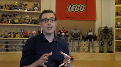 Angus MacLane Angus MacLane Very Cool LEGO Profile Pixar Post