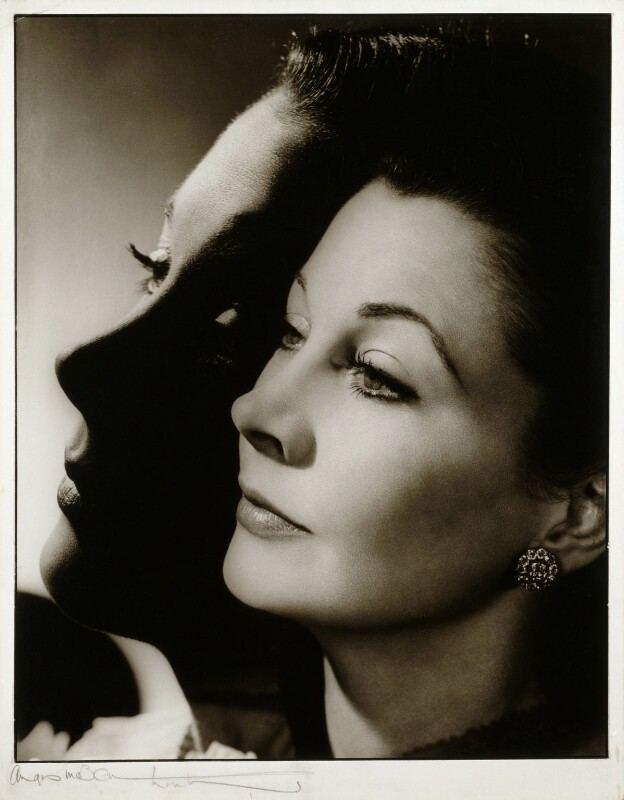 Angus McBean NPG P62 Vivien Leigh Portrait National Portrait Gallery