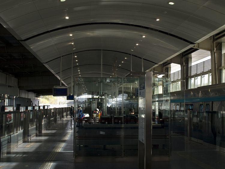 Anheqiao North Station