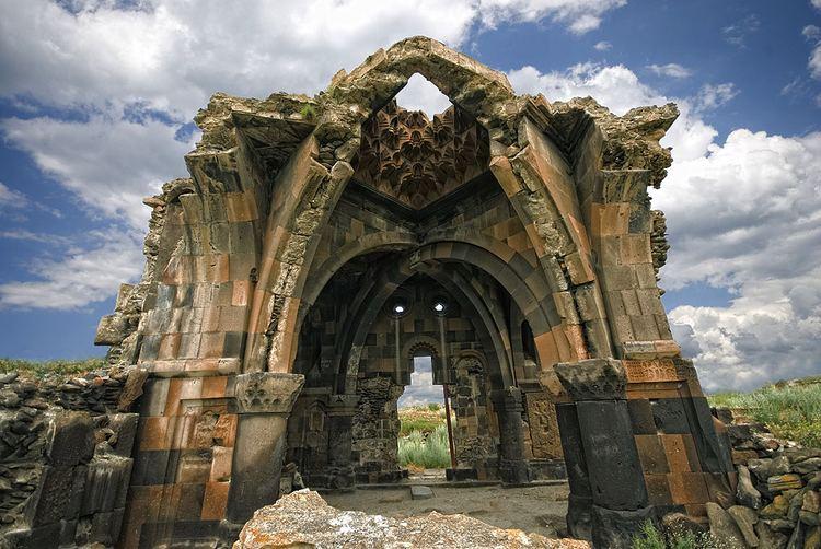 Ani Ruined Site of the Old Armenian City of Ani Turkey mediachecker