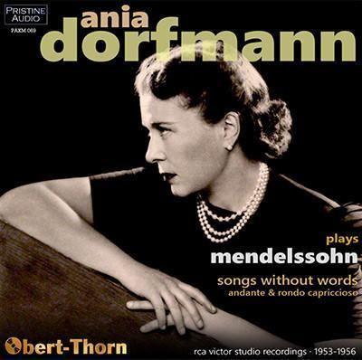Ania Dorfmann Ania Dorfmann Pristine Classical