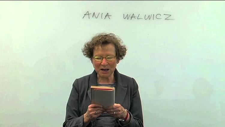 Ania Walwicz Ania Walwicz YouTube
