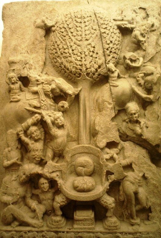 Aniconism in Buddhism