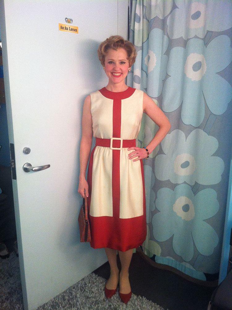 Anika Larsen In the Closet With Anika Larsen Broadway39s Beautiful