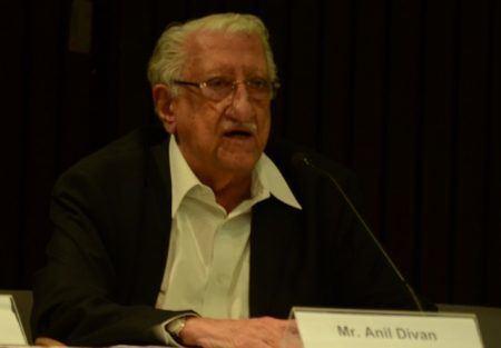 Anil B. Divan Senior Advocate Anil Divan no more Bar Bench