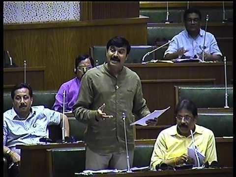 Anil Kadam MLA Anil Kadam expressing Vote of thanks to Honble EKNATHJI SHINDE