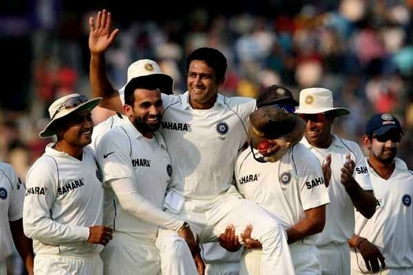 Happy Birthday Anil Kumble For 18 Years This Man Shouldered Indias