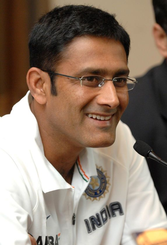 Anil Kumble (Cricketer)