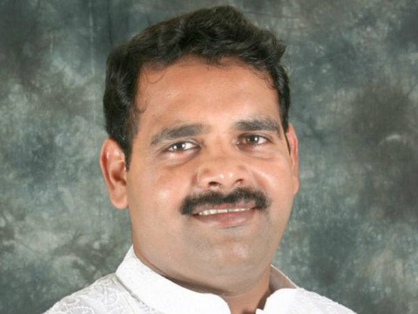 Anil Lad Embarrassment for Congress Party MLA Anil Lad arrested in mining