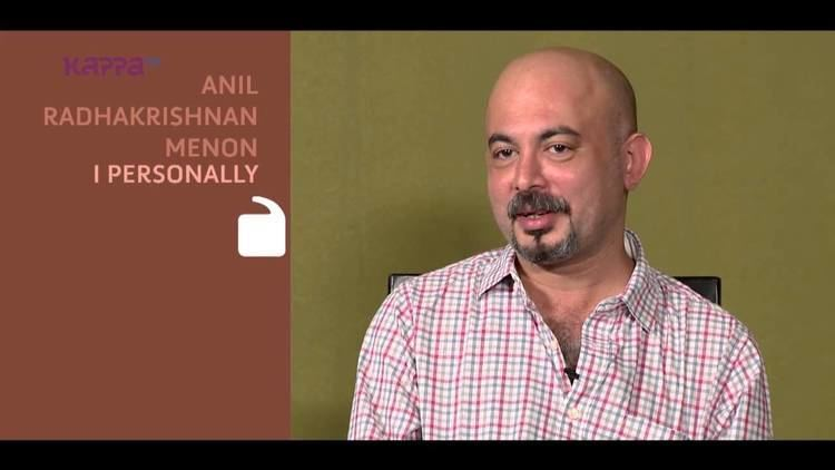 Anil Radhakrishnan Menon I Personally Anil Radhakrishnan Menon Part 3 Kappa
