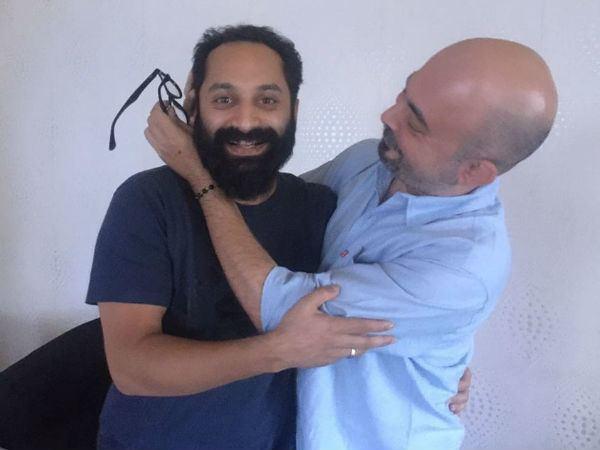 Anil Radhakrishnan Menon CONFIRMED Fahadh Faasil Anil Radhakrishnan Menon Back Together
