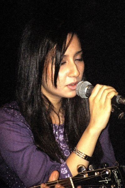 Anila (singer) Anila Naz Chowdhury Doridrocom Ontor Attar Sondhane