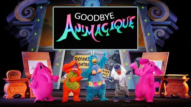 Animagique Dedicated to DLP Celebrating Disneyland Paris Farewell Animagique