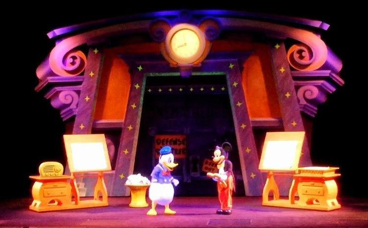 Animagique Animagique Show starring Mickey Mouse and Donald Duck at Walt Disney