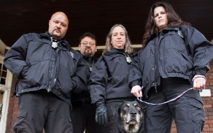 Animal Cops: Detroit Mission and Goals Michigan Humane Society