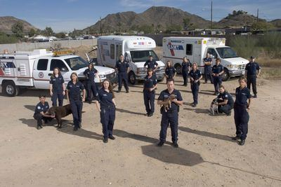 Animal Cops: Phoenix Animal Cops Phoenix Programs Animal Planet Discovery Press Web