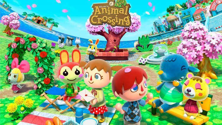 Animal Crossing Animal Crossing New Leaf GameSpot
