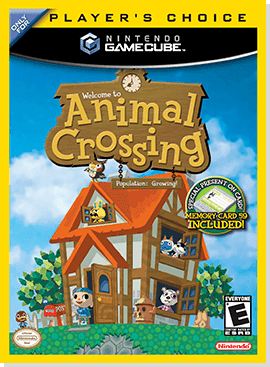 Animal Crossing Animal Crossing series Official site