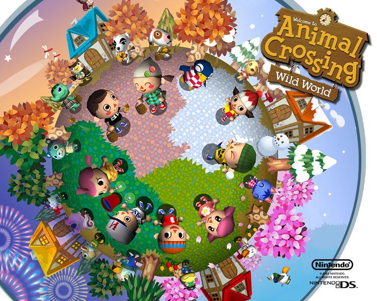 Animal Crossing: Wild World Going Mobile Animal Crossing NEurope