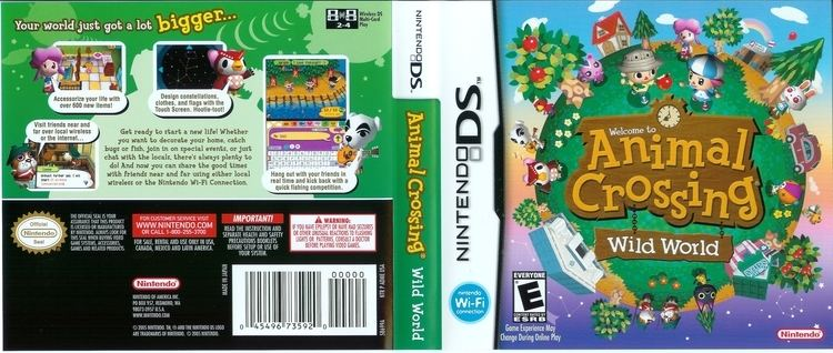 Animal Crossing: Wild World wwwtheisozonecomimagescovernds1317959460jpg