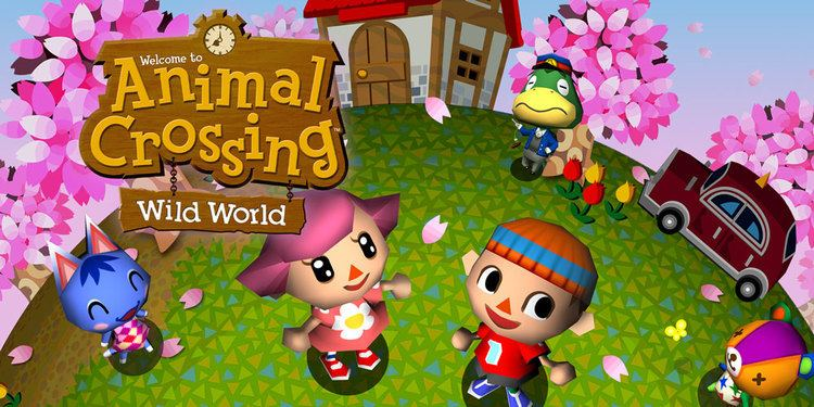Animal Crossing: Wild World Animal Crossing Wild World Nintendo DS Games Nintendo