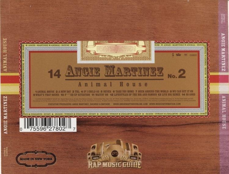 Animal House (Angie Martinez album) httpswwwrapmusicguidecomamassimagesinvento