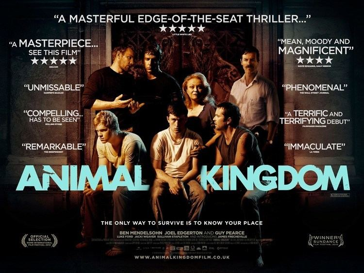 Animal Kingdom (TV series) Animal Kingdom TV Series Will Be More Of A Family Drama