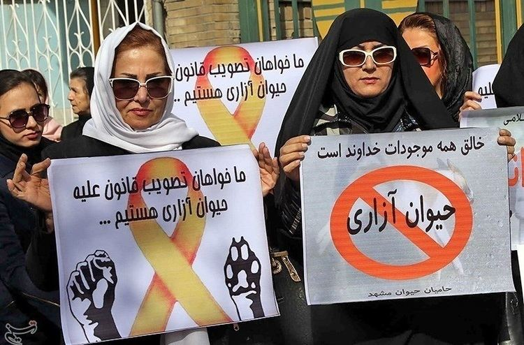Animal welfare and rights in Iran
